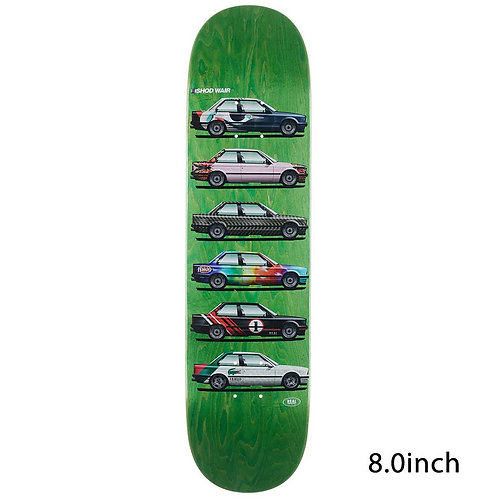 Real Wair Customs Twin Tail Deck 8.0