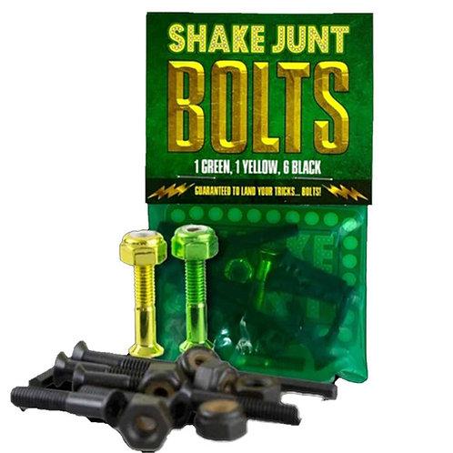 SHAKE JUNT BOLTS ALLEN GREEN