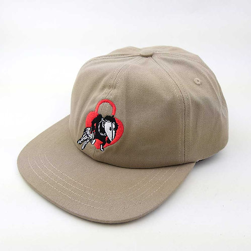 HIGH COMPANY  LOCKSMITH CAP BEIGE
