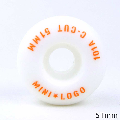 MINILOGO C-CUT 51mm101A