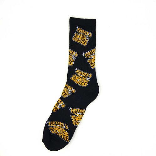 40s&Shorties GOLD DIGGER Socks