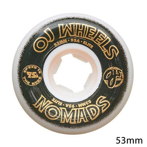 OJ ELITE NOMADS 53mm 95A