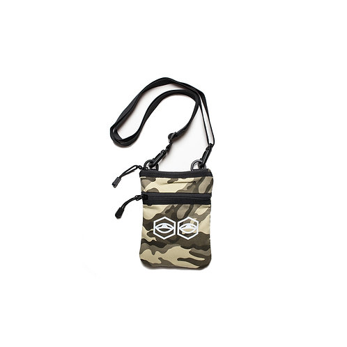 JETLAGBROTHERS FIRST CLASS BAG CAMO