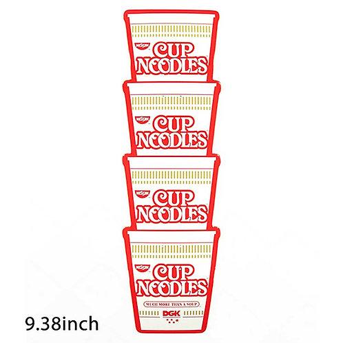 """DGK X CUP NOODLES 9.38"""" CRUISER DECK"""