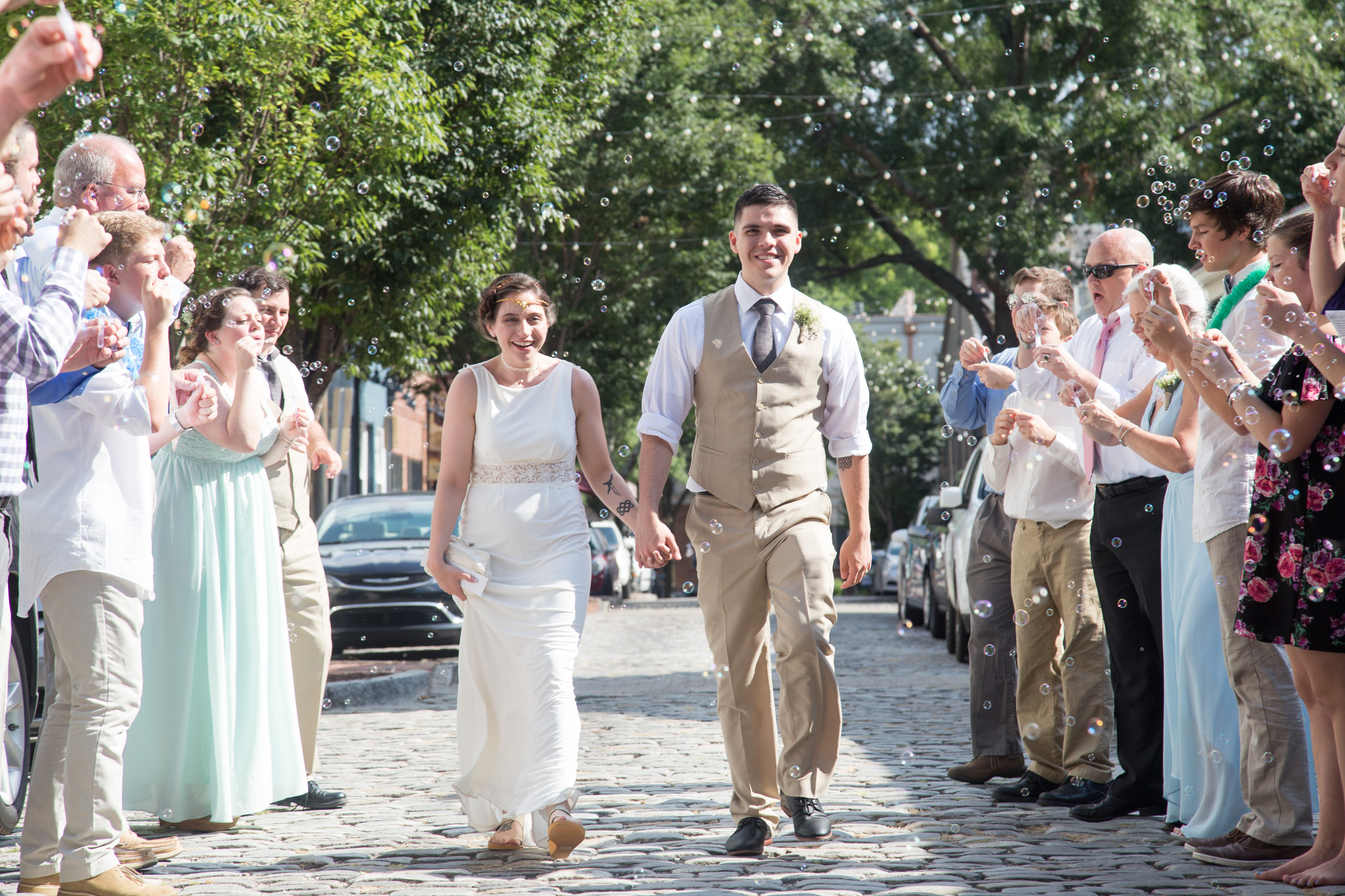 Jennifer and Daniel's Wedding
