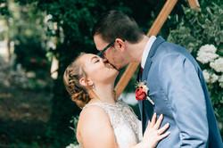 Chris and Samantha Wedding