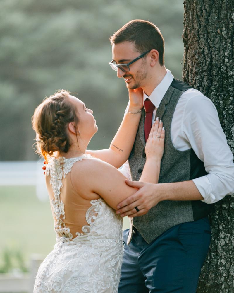 Chris and Samantha's Wedding