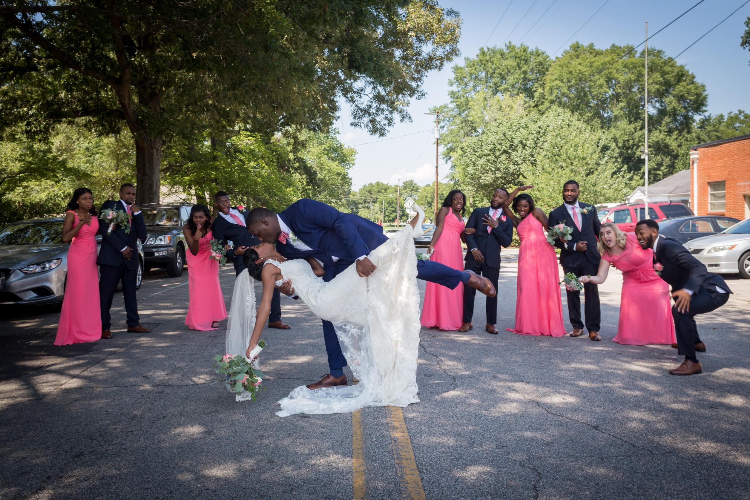 Tierra and Kenton's Wedding