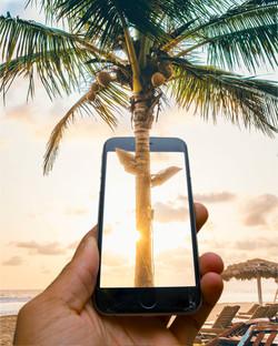 Phoning Vacation