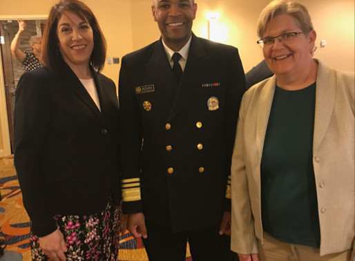 The United States Surgeon General Tweets His  Support For CHOICES During Washington, D.C. Meeting