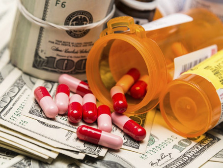Big Pharma's Patent Panic