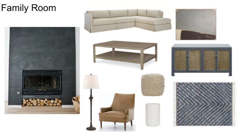 Family Room Concept