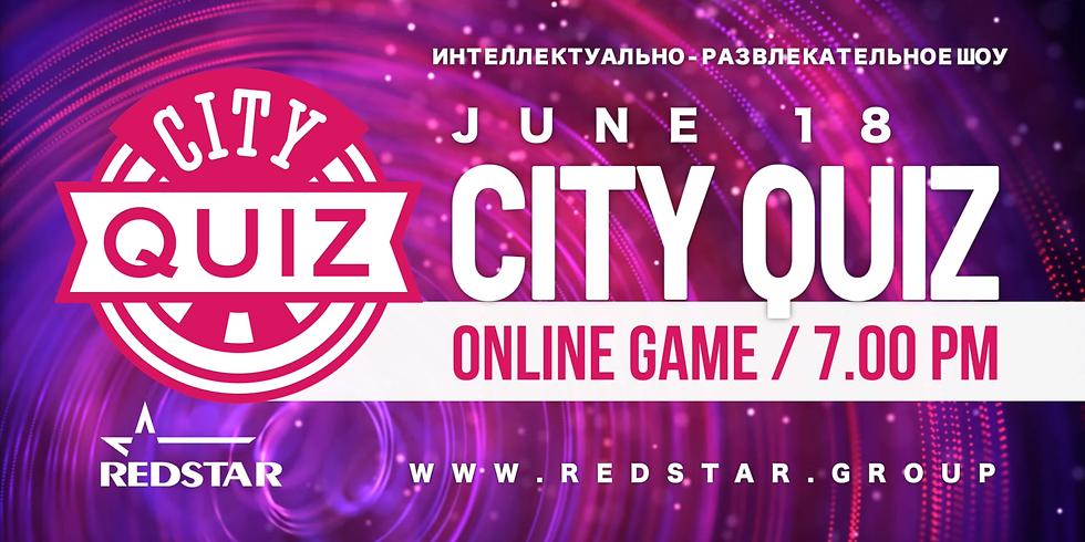 CityQuiz Online. Шестая игра. June 18