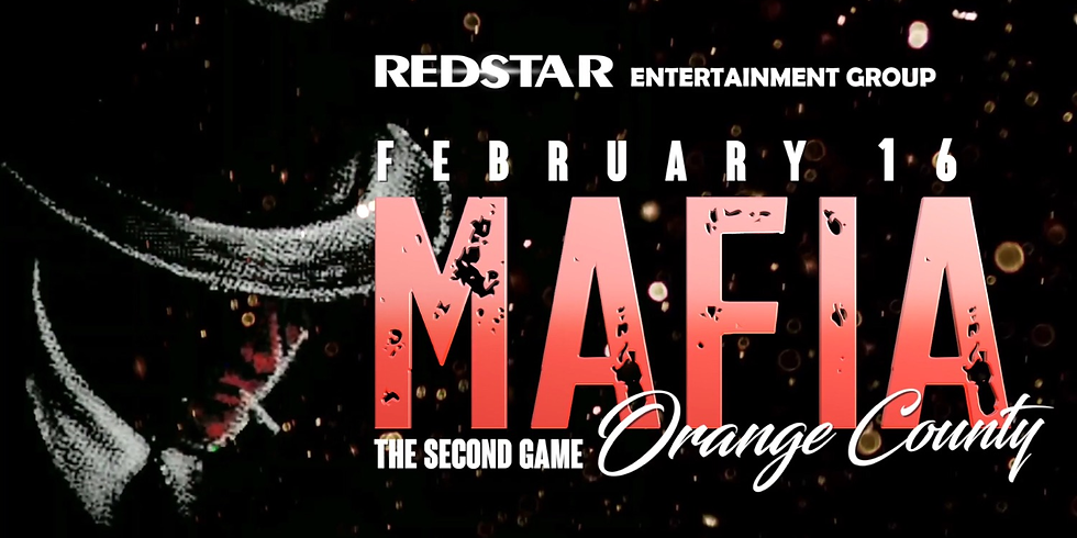Mafia by RedStar. Game Two.