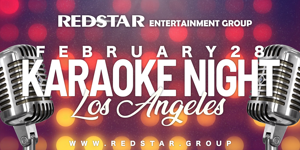 Russian Karaoke Night LOS ANGELES. FEB 28