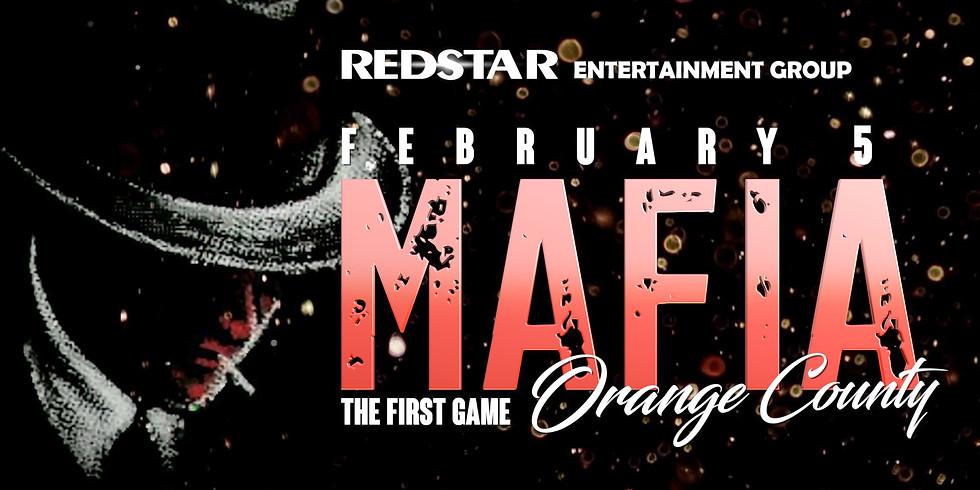 Mafia by RedStar. Игра Первая.