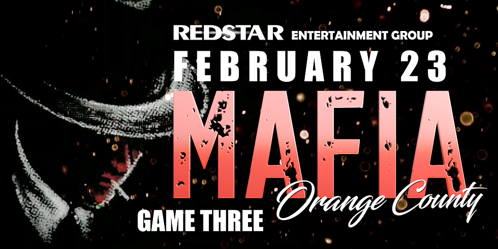 Mafia by RedStar. Game Three