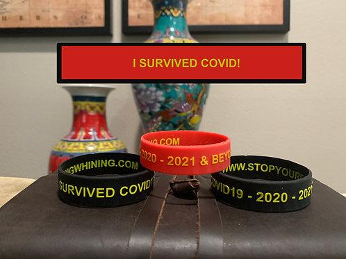 I SURVIVED COVID!