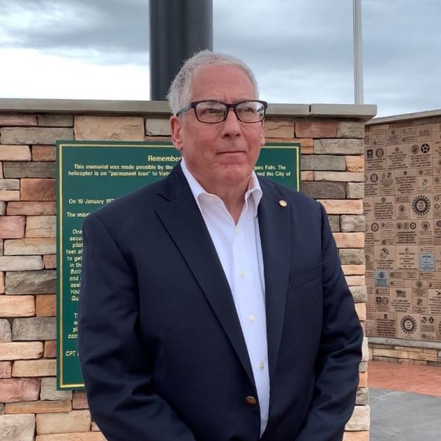 Bob Pecoraro in 2020