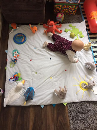 5 Things To Do For Tummy Time With Your Little One