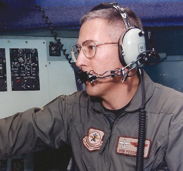 Pecoraro during Operation Southern Watch