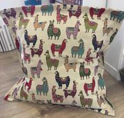 Cushion - Llama Floor.JPG
