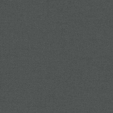 M596 Linen Cotton Solid Dye - Dark Grey