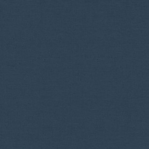 M597 Linen Cotton Solid Dye - Navy