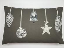 Cushion - Christmas Baubles.JPG