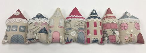 Debbie Shore - Little Cottages