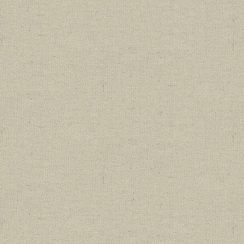 M487 Linen Cotton Solid Dye - Natural