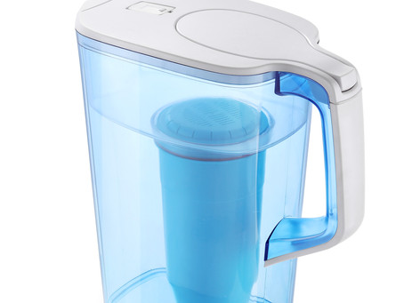 New HS525 water filter pitcher