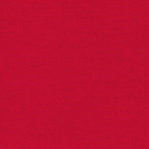 M594 Linen Cotton Solid Dye - Red