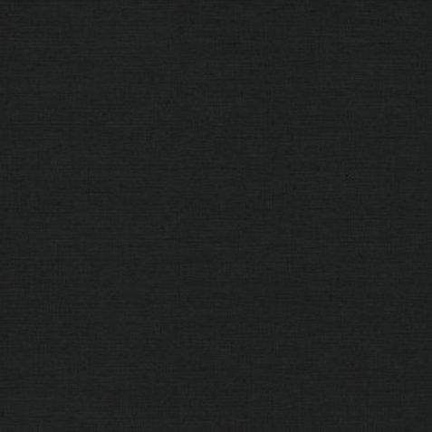 M598 Linen Cotton Solid Dye - Black