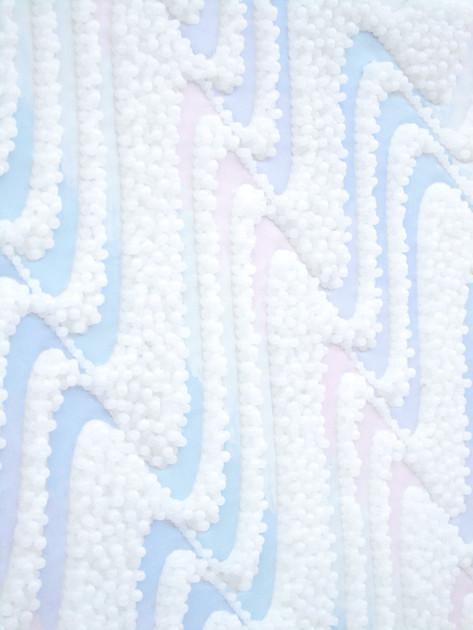 Iridescent Waves I - detail