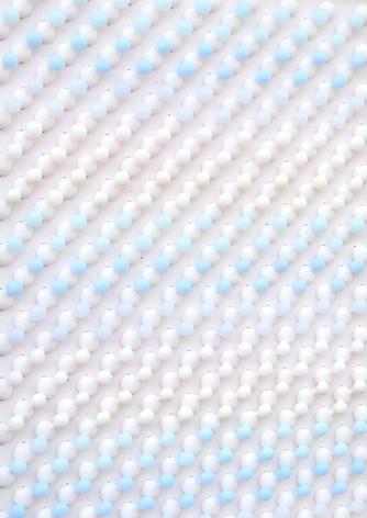 Iridescent Study - Pink Detail