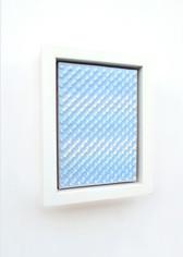 Iridescent Study - Blue