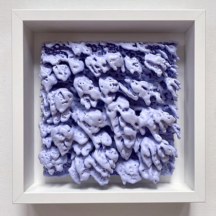 Puff Series - Cool Purple