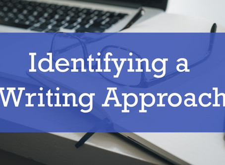 Identifying a Writing Approach: College Recruiting and Marketing Materials