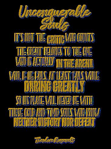 Invictus Unconquerable Souls