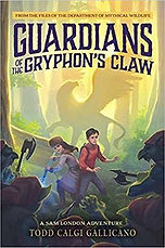 Guardians of the Gryphon's Claw, Calgi Gallicano