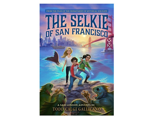 """""""The Selkie of San Francisco"""" Autographed Copy"""
