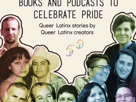 Launching Pride Week: Books and Podcasts