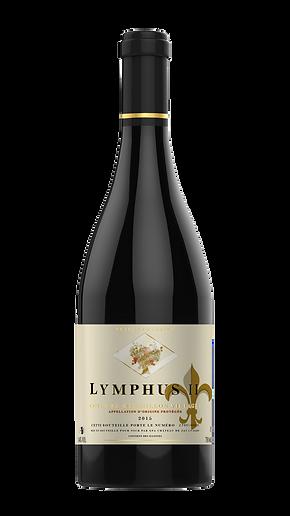 Bouteille vin Lymphus