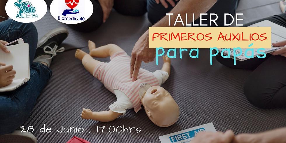 Curso de Primeros Auxilios para Padres