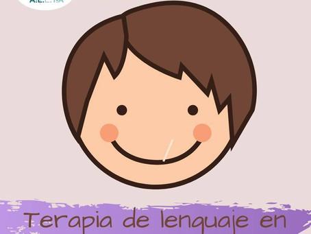 Terapia del lenguaje en el labio y/o paladar hendido