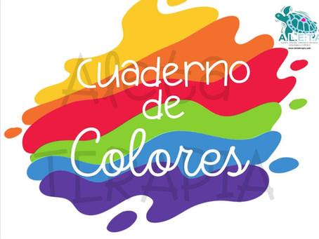 Material de lenguaje - Cuaderno de colores