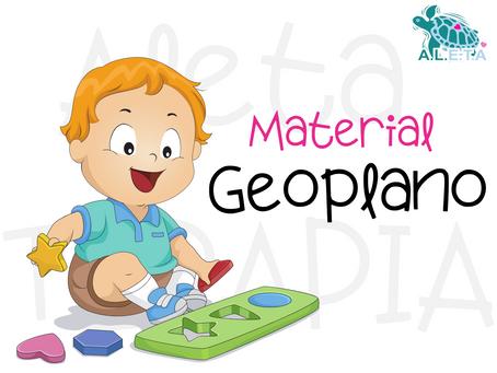 Aprendamos a trabajar el geoplano