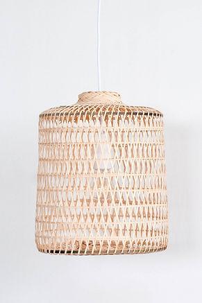 PL12 - Ancient Bamboo Pendant Lantern