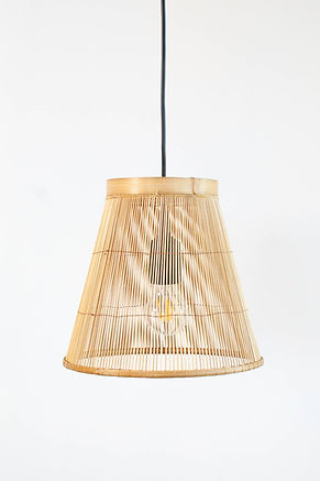 PL02 - Bamboo Stick Pendant Lamp